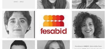 Junta Directiva de FESABID 2020-2022